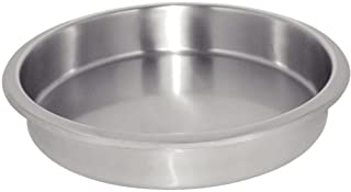 Spare Food Pan For U009 Paris Chafer. 18/8 stainless steel.