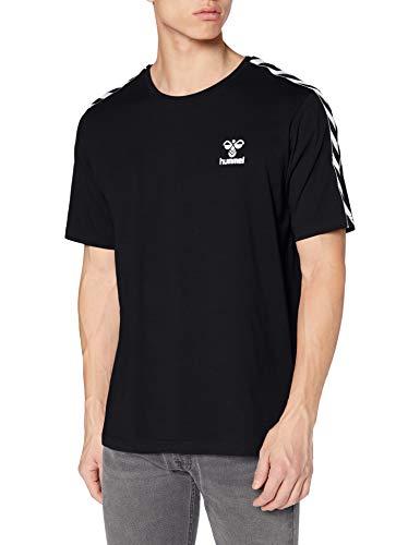 hummel Classic Chevron T-Shirt pour Homme S Noir