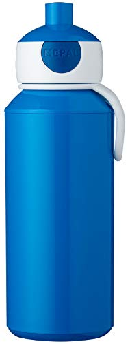 Mepal 107410014300 Pop-Up Beker Campus: Blauw