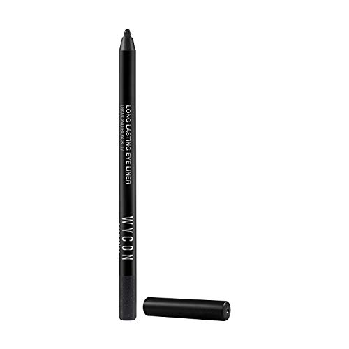 WYCON cosmetics LONG LASTING EYELINER matita occhi ultra cremosa 17 DIAMOND BLACK