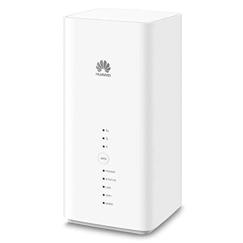 HUAWEI LTE CPE B818-263 (versión indonesia) Dual band Cat19 (LTE 5CA), velocidad hasta D/L 1600Mbps, tarjeta SIM, punto de acceso wifi, adaptador de Reino Unido