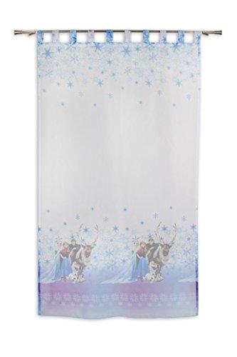 Disney Frozen Schlaufenschal, Polyester, Weiß, 140 x 245 cm