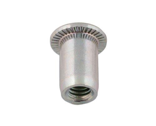 Connect 32802 12mm dun vel grote flens invoegen (doos van 50)