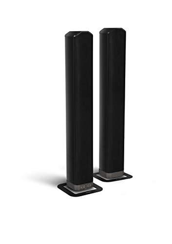 Schneider Consumer - Barra de sonido Modular SC500SND, Soundbar 2.0, 30W (15W x 2), Bluetooth, Negro