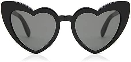 Saint Laurent SL 181 Loulou Black/Grey One Size