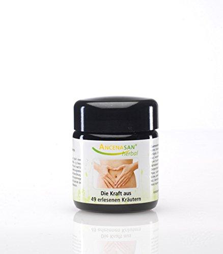 Ancenasan® herbal 20 g à partir de 49 herbes médicinales et herbes amères sous forme de poudre