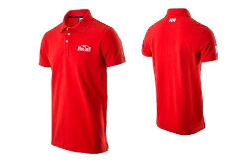 Skoda Herren Polo-Shirt Monte Carlo Gr. S, rot - 3U0084230A