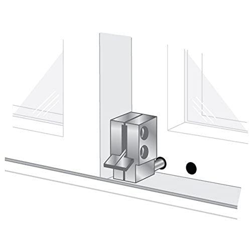 Pro-Lok - EPL-100-AL Patio Door Lock - Lever (Aluminium Finish)