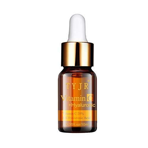 Maxpex Vitamin C Liquid Serum Anti-aging Moisture Whitening VC Essence Oil 10ml Hydrates, Moisturizes, Plumps Skin, Soothing,Brightening, Pore Refining