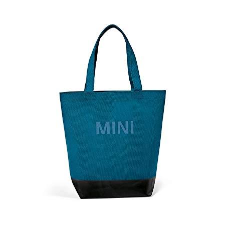 Mini Original Colour Block Shopper Tasche Island/schwarz / blau Kollektion 2018/2020