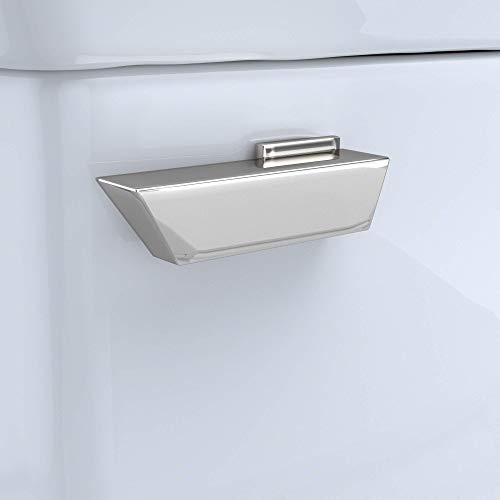 Toto THU225#PN Trip Lever, Polished Nickel for Soiree Toilet Tank