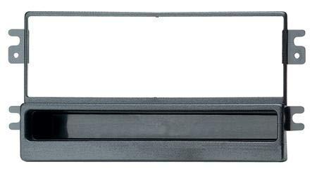 Facade autoradio 1DIN pour Kia Carens 02-04 - avec vide poche - RAF2102 ADNAuto