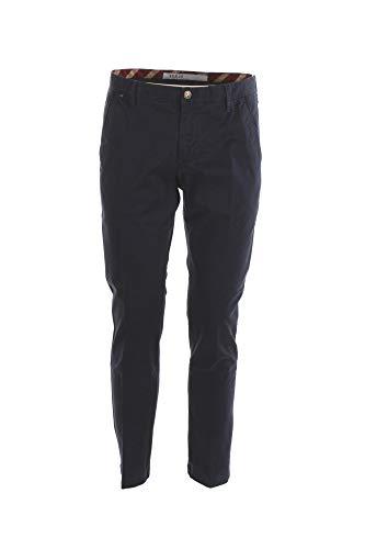 AT.P.CO Pantalone Uomo 48 Blu A211dan78 Tc201 2/20 Autunno Inverno 2020/21