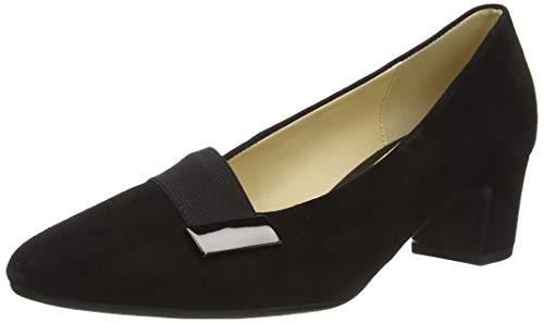 Gabor Shoes Damen Fashion Pumps, Schwarz (Schwarz 17), 41 EU