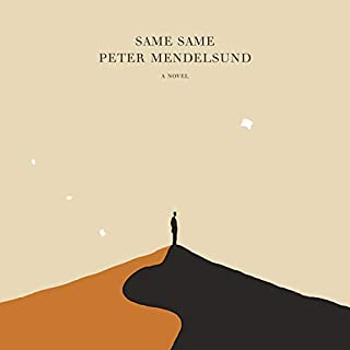 Same Same audiobook cover art