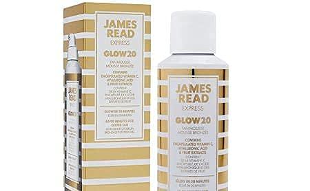Genuine James Read Super sale period limited Tan Mousse Body Glow20