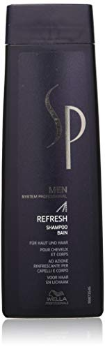 Wella SP Men Refresh Shampoo, 250 ml