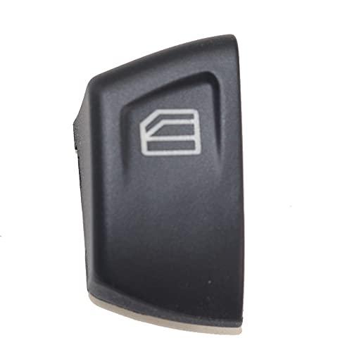 LPL Cubierta del Interruptor de la Ventana del par Compatible con Mercedes Sprinter Vito Viano Power Window Botón Interruptor de la Consola Caps Sprinter MK2 W906