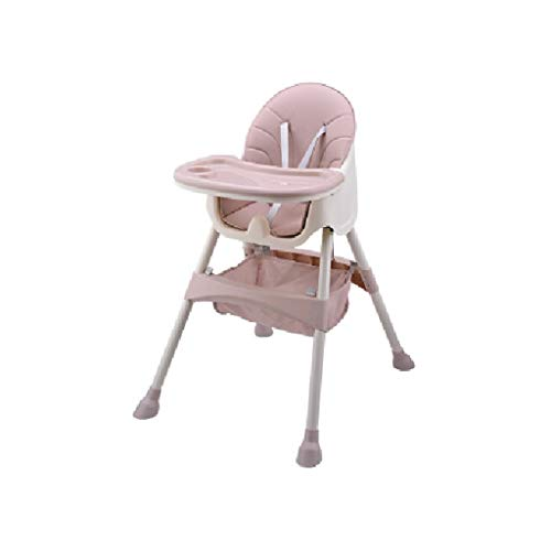 Buy CML Baby Dining Chair Child Adjustable Portable Child Sitting Chair Multifunctional Baby Eating Table Seat Pink Easy to Use (Color : Pink)