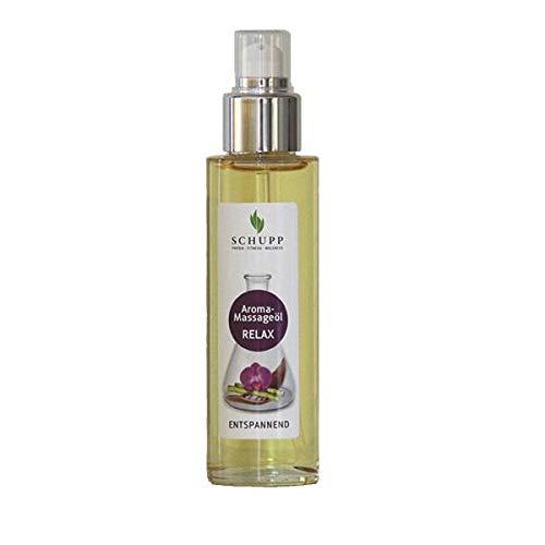 Aroma Massageöl Relax 100 ml