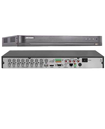 DVR 16CH hasta a 5Mpx Turbo 3.0Hikvision ds-7216huhi-k2