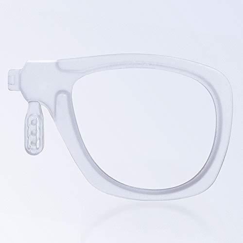 HENGBIRD Optische Linse 3.0 Tauchmakse (Rechte Myopie-Linse, -4.5 D)