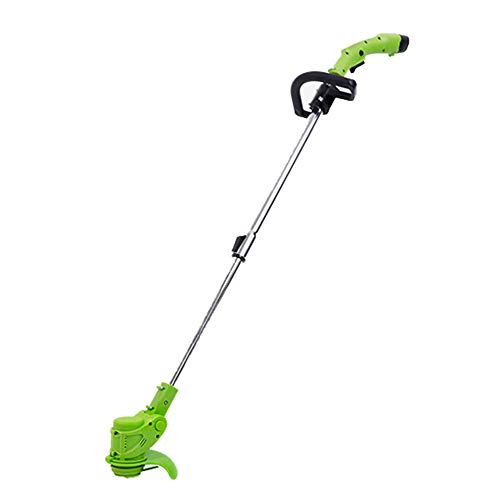 YAP Cordless Bionic Strimmer Handheld Portable Grass Trimmer Electric Hedge Shears Lawn Mower Trimmers Weed Wacker Lawn Edger with 3000mAh Battery for Tree Plant Garden Greenworks Tools