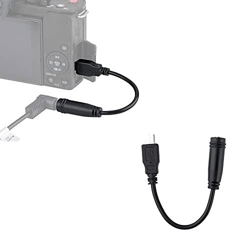 JJC Kabel konwertera zwolnienia migawki do kamery Panasonic DC-G100 / G110 na pilotach JJC D-Plug