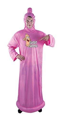 P'tit Clown - 42936 - Costume Adulte Super Capote - Taille Unique