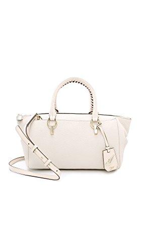 Diane von Furstenberg Women's Sutra Small Duffel Bag, Parchment, One Size