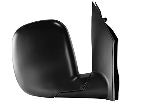 Right Passenger Side Textured Side View Mirror for 1996-2002 Chevrolet Express 1500 2500 3500, 1996-2002 GMC Savana 1500 2500 3500 - Parts Link # GM1321245