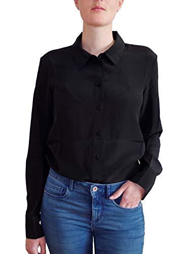 Posh Gear DAMES Zijden blouse Collettoseta 100% Zijde