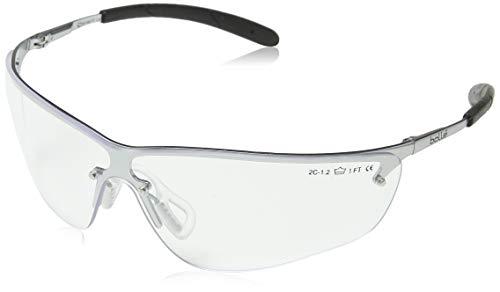 """Gafas de seguridad Bollé Safety SILPSI """"Silium"""" con lentes transparentes, talla única"""