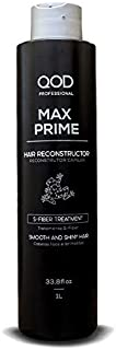QOD Max Prime S-Fiber Keratin Smoothing Treatment 33.8 Oz