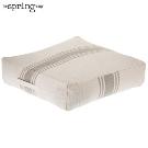 Natural & Gray Striped Pillow | Hobby Lobby | 5885934