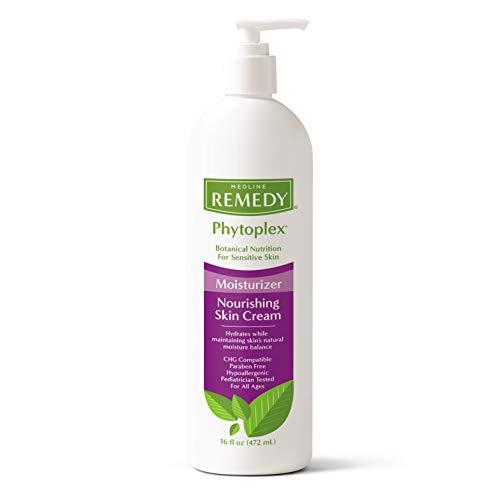Medline  MSC092416H Remedy Phytoplex Nourishing Skin Cream Skin Moisturizer Paraben Free Body Lotion 16 Fluid Ounce