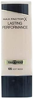 Max factor lasting performance touch proof 105 Soft beige
