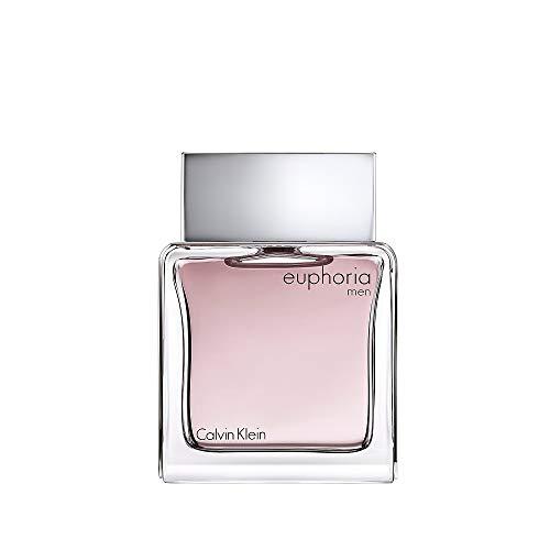 Calvin Klein Euphoria Men - Agua de tocador vaporizador para hombre, 50...