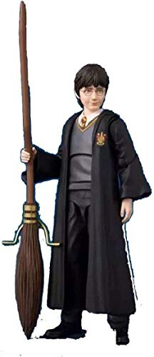 lkw-love Figura de acción Harry Potter Hermione Granger Modelo de Juguete Modelo de Anime Modelado Adornos de Escena Recuerdos/Artículos de colección/Manualidades Decoración de Estatua