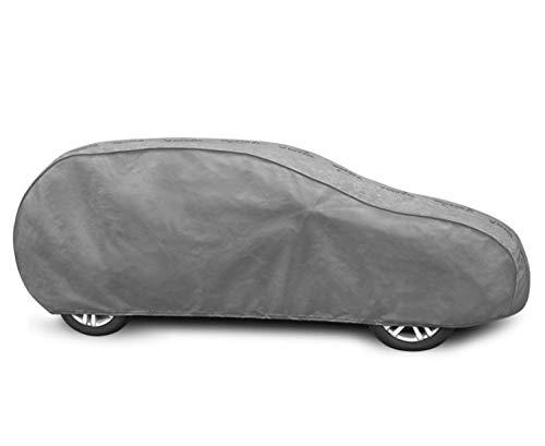 Autoabdeckung geeignet für BMW 1er F20, F21 Schutzplane Abdeckung Vollgarage für das Auto atmungsaktiv - Autoplane L2