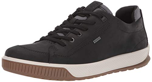 ECCO Men's Byway Tred Low-Top Sneakers(GORETEX) Black (Black 2001),11 UK