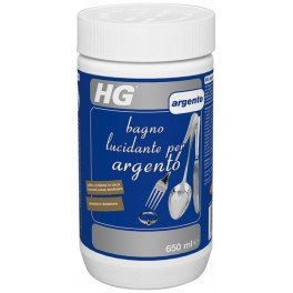 HG BAGNO LUCIDANTE PER ARGENTO 650 ML