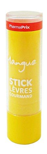 PHARMAPRIX Stick à lèvres gourmand à la mangue - 4 g