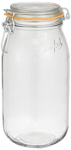 Le Parfait (ル・パルフェ) ガラス ボーカルジャー 2L ≪保存容器≫ 960510