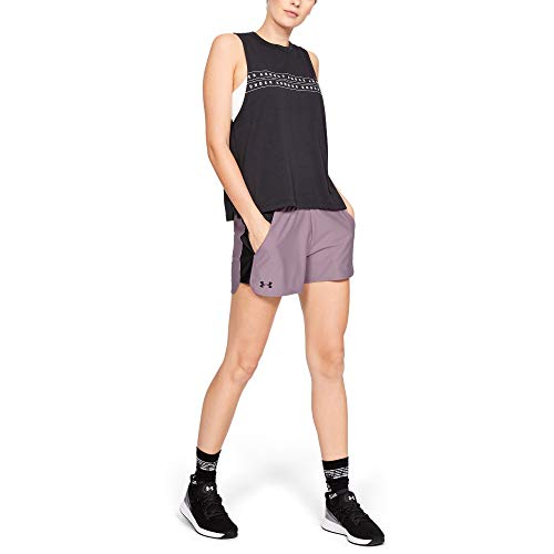 Under Armour, Play Up Short 2.0, korte broek voor dames
