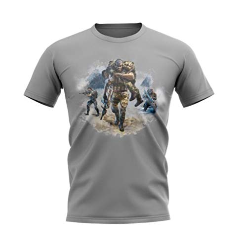 Camiseta ghost recon - we are ghost brothers - banana geek g