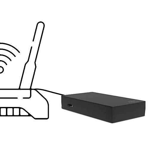 Zinq Technologies ZQ-6600 12V UPS for Router, Intercom, CCTV, Set-top Box