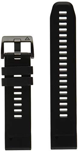 GARMIN(ガーミン) QuickFit 22mm ベルト Black 010-12496-08【GARMIN純正品】
