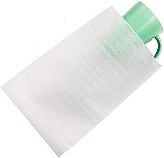 50 Cushion Foam Pouches 7-1/2