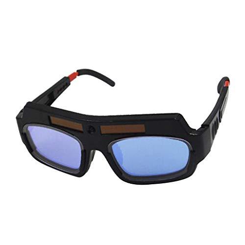 Industrial Schweißbrille Kopfbrille Augenschutz, selbstverdunkelnd - A